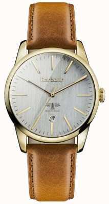 Barbour Reloj para hombres Leighton BB049GDBR