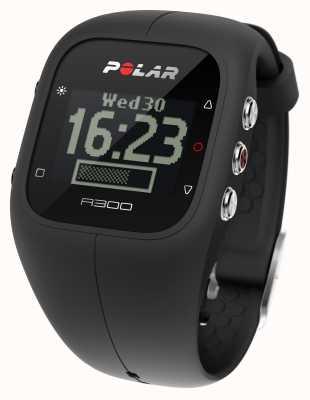 Polar actividad A300 unisex rastreador (negro) 90051950