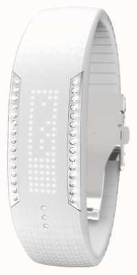 Polar Unisex loop 2 swarovski crystal blanco actividad tracker 90057756
