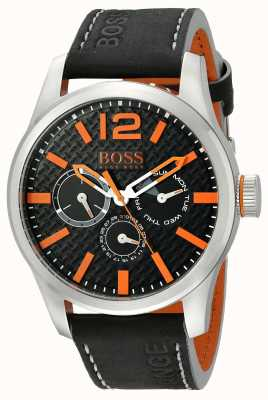 Hugo Boss Orange Mens parís indicador analógico de cuarzo 1513228