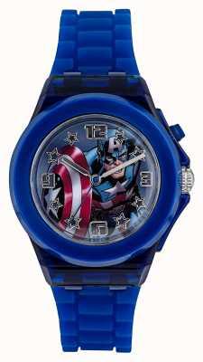Avengers Correa azul para niños Captain America CTA3105