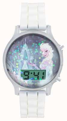 Disney Frozen nieve helada mundo digital de la correa blanca FZN3649