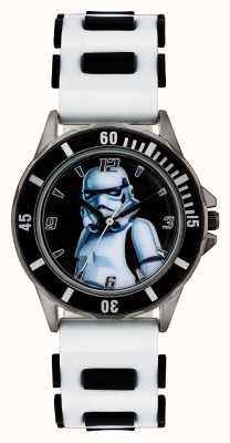 Star Wars estrella infantil guerras Storm Trooper correa blanca STM3518