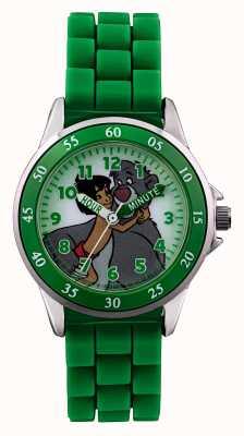 Disney Princess Correa verde para niños libro selva JBK3007