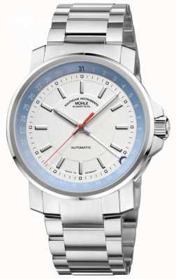 Muhle Glashutte 29er gran zeigerdatum reloj automático M1-25-32-MB