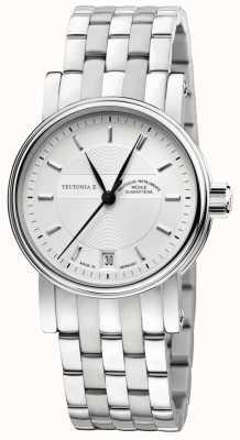 Muhle Glashutte Reloj automático mediano Teutonia ii M1-30-25-MB