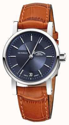 Muhle Glashutte Reloj automático mediano Teutonia ii M1-30-22-LB