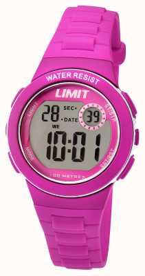 Limit Correa de resina rosa digital para niños 5584.24