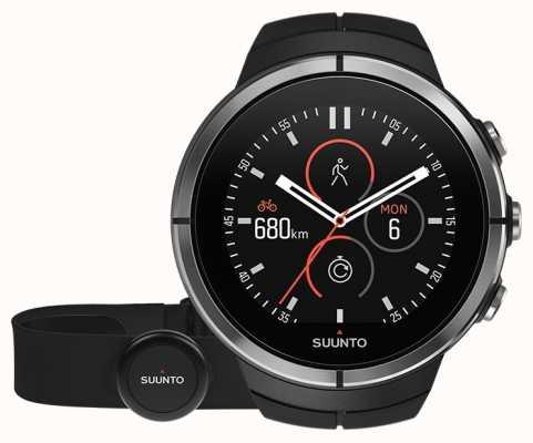 Suunto negro de ultra Spartan (h) SS022658000