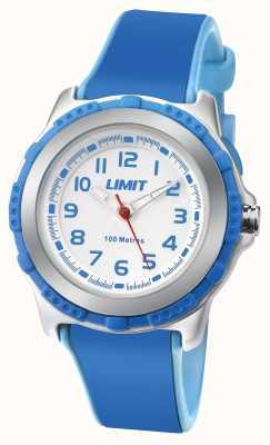 Limit Correa de resina activa de resina azul con esfera blanca 5600.24