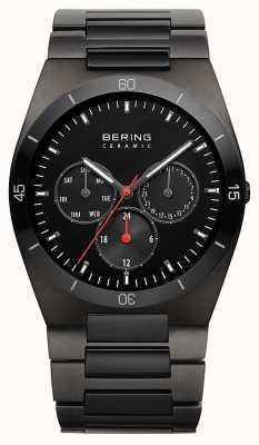 Bering Para hombre chapado en negro de línea ip negro 32341-792