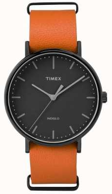 Timex Dial unisex fairfield fairfield negro TW2P91400