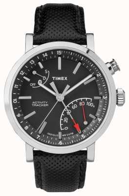 Timex Rastreador de la actividad del bluetooth del cronógrafo metropolitano del Mens TW2P81700