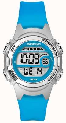 Timex Childrens maratón alarma cronógrafo azul TW5K96900