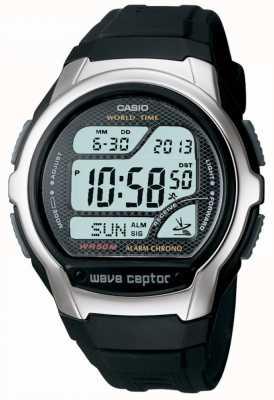 Casio Mens Waveceptor alarma de radio control WV-58U-1AVES