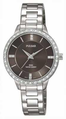 Pulsar Para mujer de línea pulsera de acero inoxidable PH8215X1