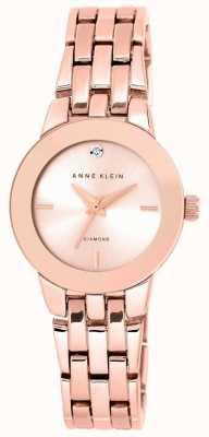 Anne Klein Pulsera de oro rosa de oro rosa AK/N1930RGRG