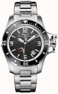Ball Watch Company Mens edición limitada ingeniero hidrocarburo hunley automático PM2096B-S1J-BK