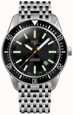 Ball Watch Company Cronómetro automático de ingeniero maestro ii skindiver ii DM3108A-SCJ-BK