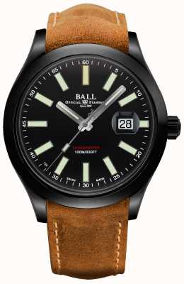 Ball Watch Company Ingeniero ii boinas verdes caja automática de carburo de titanio NM2028C-L4CJ-BK
