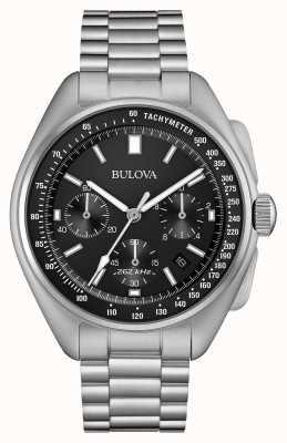 Bulova Cronógrafo piloto lunar para hombre edición especial 96B258
