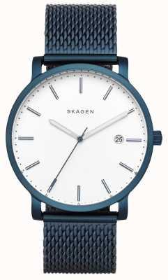 Mens Skagen malla azul SKW6326