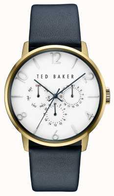 Ted Baker Caja de oro multifunción de oro para hombre TE10030764