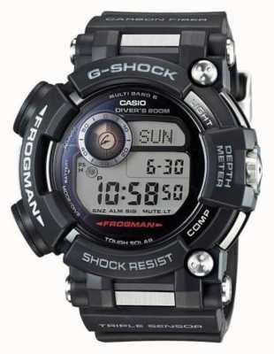 Casio G-choque metros de profundidad buzos hombre rana GWF-D1000-1ER