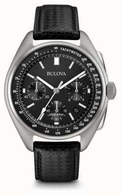 Bulova Cronógrafo piloto lunar para hombre edición especial 96B251