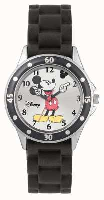 Disney Princess Correa de caucho negro Mickey Mouse MK1195