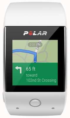 Polar M600 android white wear smartwatch 90062397