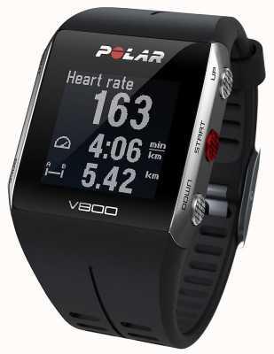 Polar reloj GPS multideporte negro V800 90060771