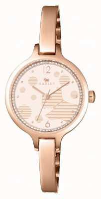 Radley Ormond rosa pulsera de oro RY4256