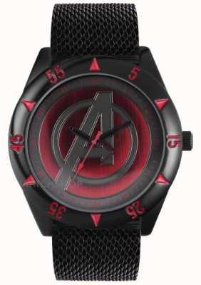 Avengers Correa de malla negra AUM1541