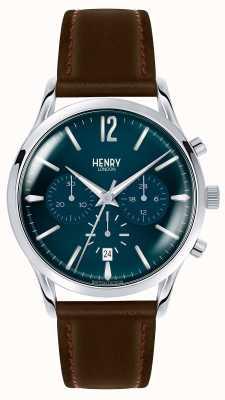Henry London Caballero de los hombres HL41-CS-0107