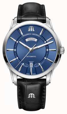 Maurice Lacroix Mens pontos azules automática PT6358-SS001-430-1