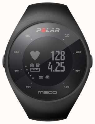 Polar Unisex GPS M200 negro muñeca h m / l 90061201