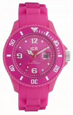 Ice-Watch Unisex ice-forever trendy neon pink SI.NPK.M.S