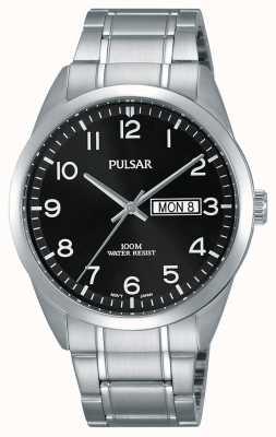Pulsar Gents reloj clásico de acero inoxidable PJ6063X1