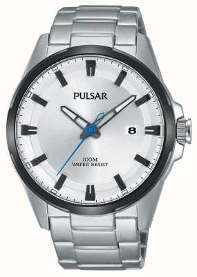 Pulsar Gents reloj de acero inoxidable PS9511X1