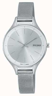 Pulsar Reloj de acero inoxidable para mujer PH8277X1