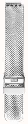 Bering Correa de malla de plata milanesa Womans PT-15531-BMCX