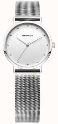 Bering Señoras curvado reloj de cristal de zafiro 13426-000