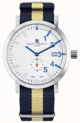 Smart Turnout reloj inteligente con la correa de Yale STC1/56/W