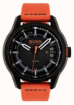 Hugo Boss Orange correa de color naranja para hombre de Hong Kong 1550001