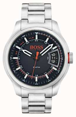 Hugo Boss Orange de acero inoxidable para hombre de Hong Kong 1550004