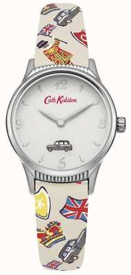 Cath Kidston Mujeres uk print beige CKL011WW