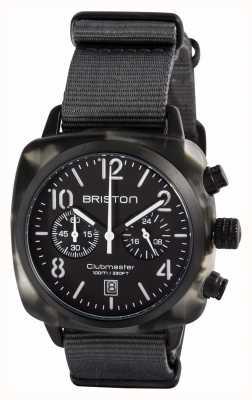 Briston Hombre clubmaster classic acetato alpine hunter negro 15140.PBAM.GT.3.NG