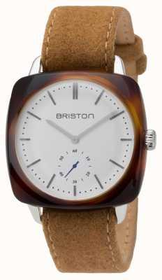 Briston Hombres clubmaster vintage acetato pequeño segundo caparazón de tortuga 16440.SA.TV.2.LFCA