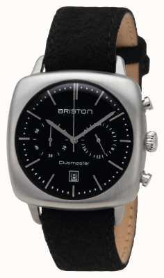 Briston Hombres clubmaster vintage acero negro 16140.S.V.1.LFB